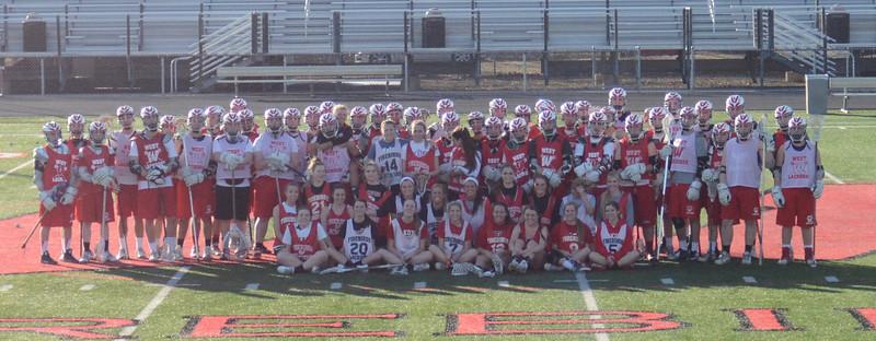 2014 Lakota West High Lacrosse